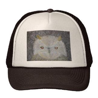 The Horned Owl Trucker Hat