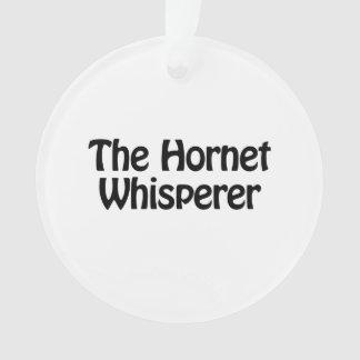 the hornet whisperer