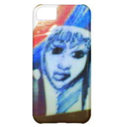 the horny nun iPhone 5C cover