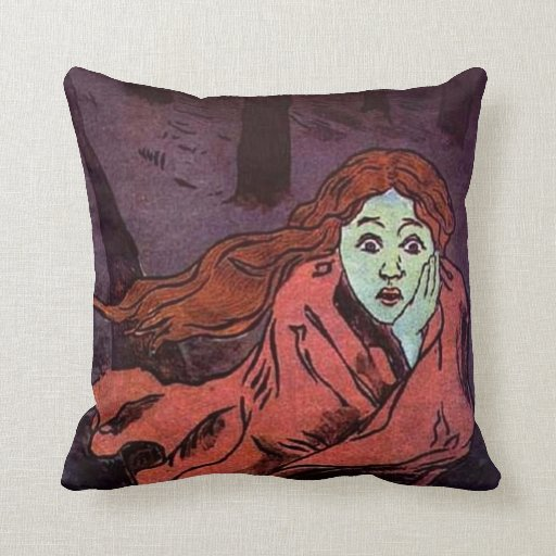 The Horror Pillow