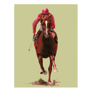 The Horse and Jockey Post Cards