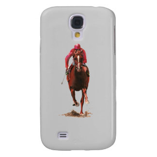 The Horse and Jockey Samsung Galaxy S4 Case