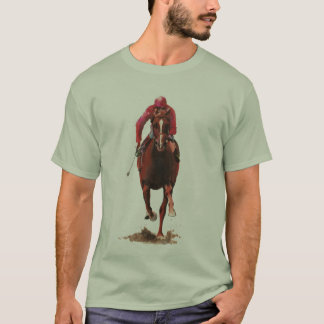 The Horse and Jockey T-Shirt