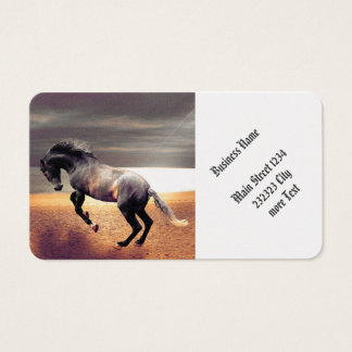 The Horse Business Card