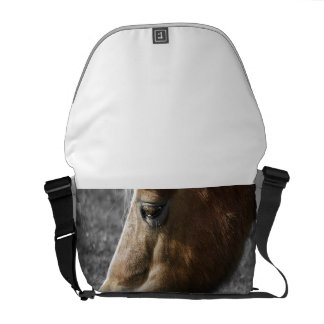The Horse Courier Bag