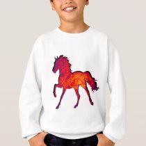 THE HORSE DESIRE SWEATSHIRT