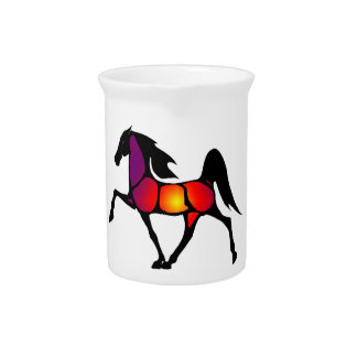 THE HORSE EVE PITCHERS