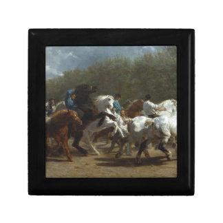 The Horse Fair by Rosa Bonheur Gift Box