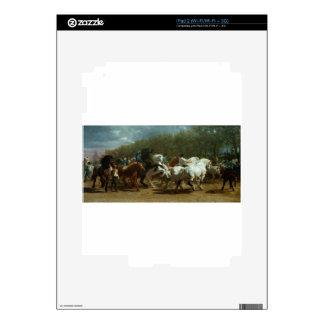The Horse Fair by Rosa Bonheur Skins For iPad 2