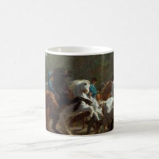 The Horse Fair Mug