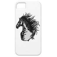 THE HORSE FOG iPhone 5 COVERS