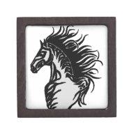 THE HORSE FOG PREMIUM KEEPSAKE BOXES