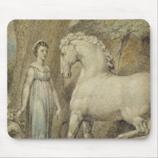 The Horse, from 'William Hayley's Ballads', c.1805 Mouse Pad