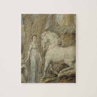 The Horse, from 'William Hayley's Ballads', c.1805 Puzzle
