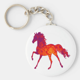 THE HORSE GALACTIC KEYCHAINS