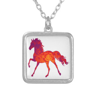 THE HORSE GALACTIC NECKLACES