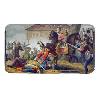 The Horse Guards at the Battle of Waterloo engrav iPod Case-Mate Case