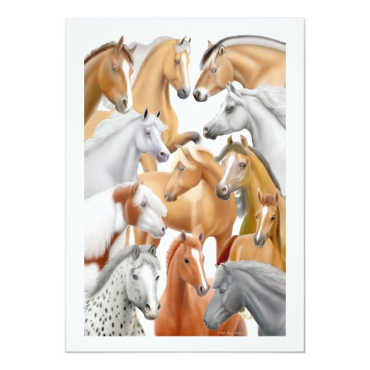 The Horse Lovers Invitation