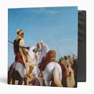 The Horse of Gaada, or The Horse of Submission 3 Ring Binder