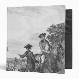 The horse race binder