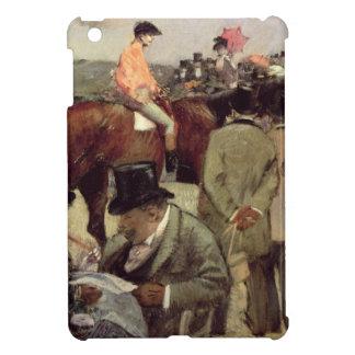 The Horse-Race, c.1890 iPad Mini Case