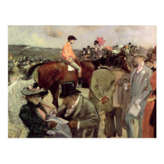 The Horse-Race, c.1890 Post Cards