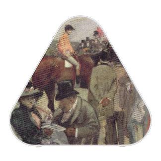 The Horse-Race, c.1890 Speaker