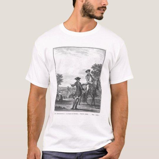 The horse race T-Shirt