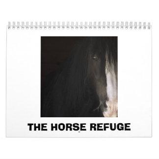 THE HORSE REFUGE CALENDAR