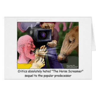 The Horse Screamer Funny Tees Gifts Cards More