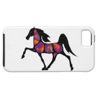 THE HORSE SUNSET iPhone 5 CASE