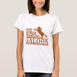 The Horse Trampling Saloon T-Shirt