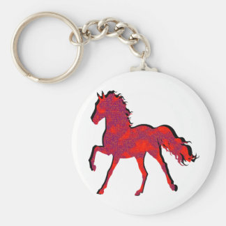 THE HORSE WAY KEY CHAIN