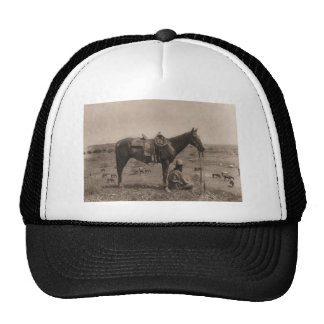 The Horse Wrangler 1910 Trucker Hat