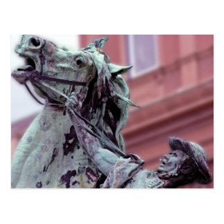 """The """"Horse Wrangler"""" (1) Postcard"""