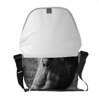 The Horses Eye Courier Bag