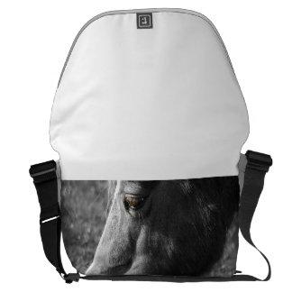 The Horses Eye Messenger Bag