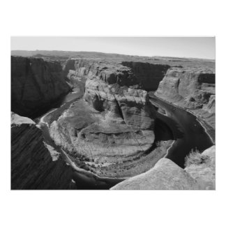The Horseshoe Bend Poster