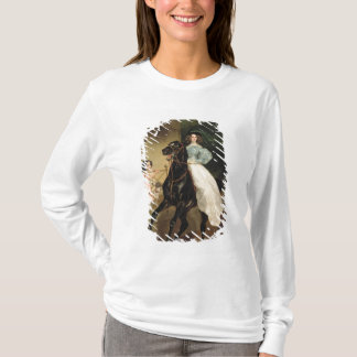 The Horsewoman, Portrait of Giovanina T-Shirt