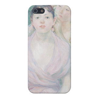 The Hortensia, or The Two Sisters, 1894 Case For iPhone SE/5/5s