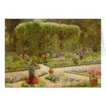 The Horticulturalist's Garden Card