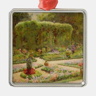 The Horticulturalist's Garden Metal Ornament
