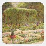 The Horticulturalist's Garden Square Sticker