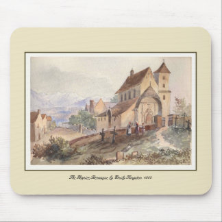 The Hospice,Benesque Mouse Pad