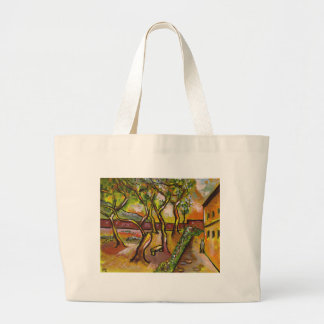 THE HOSPITAL GARDEN LARGE TOTE BAG