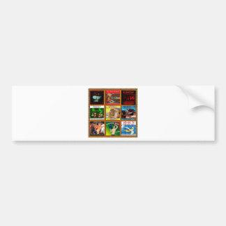 The Hot Boys World Volume 1 Bumper Sticker
