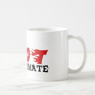THE HOT ROOMMATE COFFEE MUG