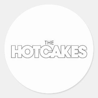 The HOTcakes sticker
