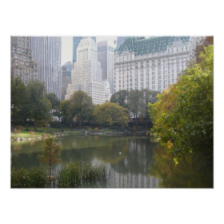 The Hotel At Central Park Poster