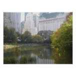 The Hotel At Central Park Print